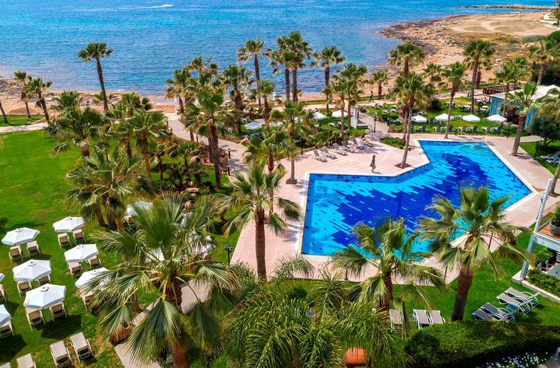 Last minute 8 dagen Cyprus | Verblijf in luxe 4* hotel slechts €296,- p.p.