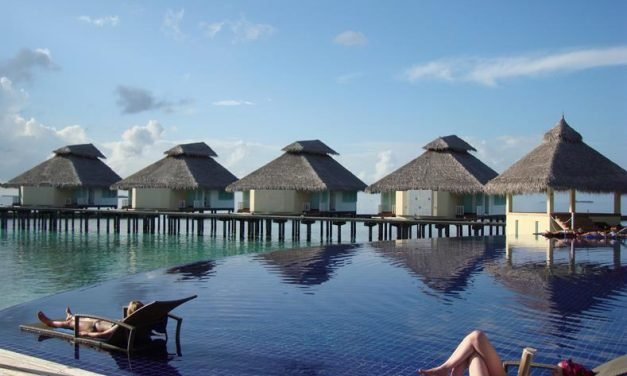 Luxe Malediven deal   Vluchten, 4* hotel (9,1/10) & volpension