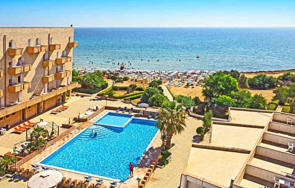 CHEAP! 8 dagen 4* all inclusive Sicilie €274,- | Hotel aan privéstrand