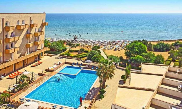 CHEAP! 8 dagen 4* all inclusive Sicilie €274,- | Hotel aan privéstrand