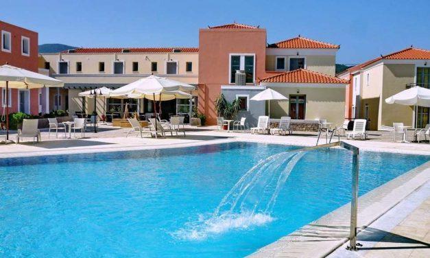 Rustgevende vakantie Lesbos | 8 dagen in 4-sterren verblijf €328,-