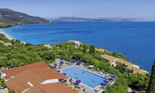 Zomervakantie Corfu incl. ontbijt + diner voor €388,- | juli 2019