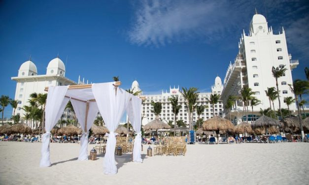 Volop luxe @ 5* RIU Palace Aruba | 9 dagen all inclusive €1282,-