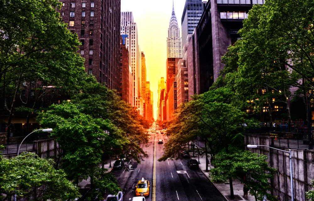KLM retour New York aanbieding | vliegtickets €414,- per persoon