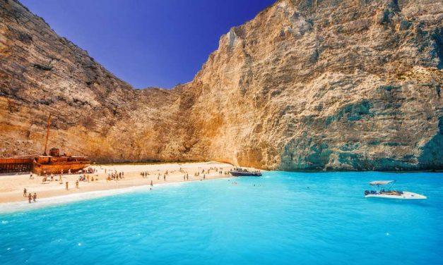 In de zomervakantie naar Zakynthos | 8 dagen in juli €484,- p.p.