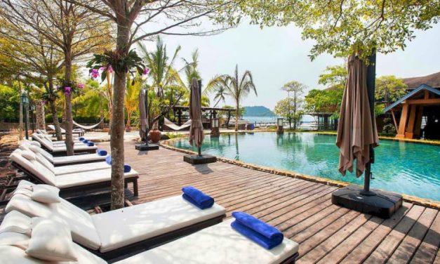 WOW! 5* hotel @ Koh Chang Thailand | nu voor maar €48,- per nacht