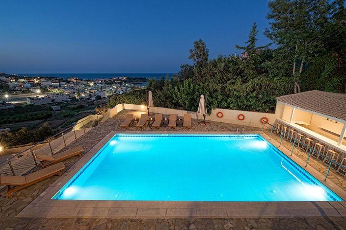 Last minute Kreta aanbieding | 4* Hotel Sunday Life 83% korting