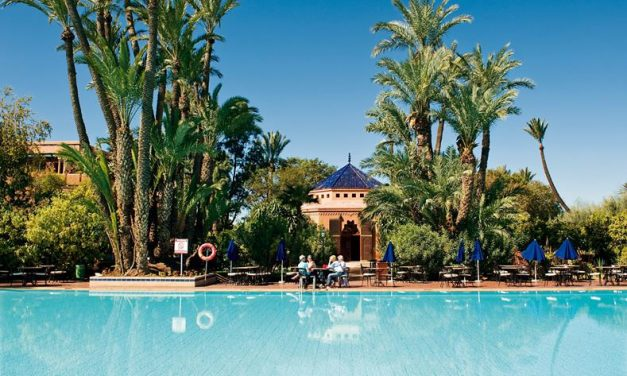 Super luxe 4* RIU Marrakech | all inclusive 8 dagen €566,- per persoon