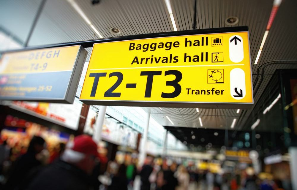 Gratis €5,- See Buy Fly voucher   Tax Free Shopping Schiphol Airport