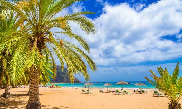 WOW! Spotgoedkoop naar Tenerife | Retourtje nu maar €99,- p.p.