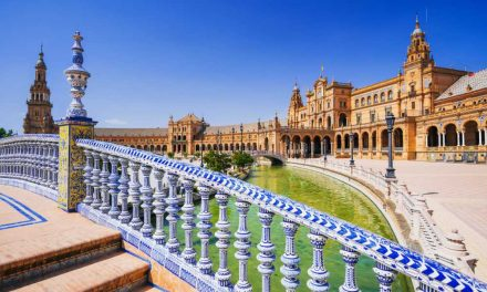 3-daagse citytrip Sevilla €172,- | Gunstige vluchten + 4* hotel (8,2/10)