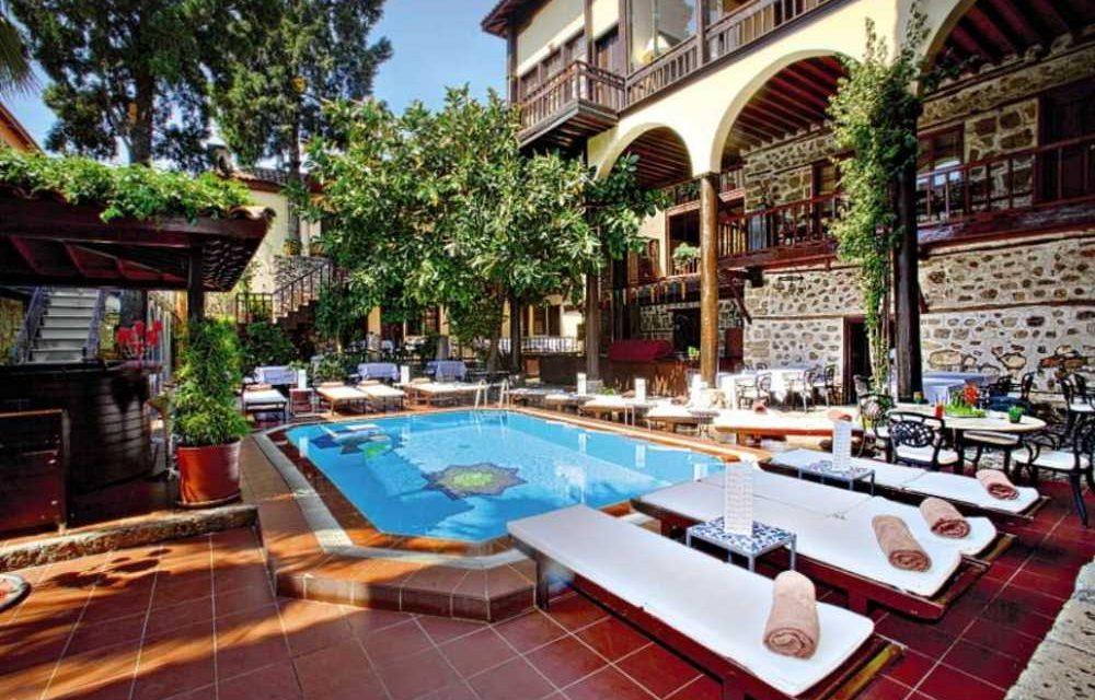 Vier de zomervakantie in Turkije | 8 dagen incl. halfpension €465,- p.p.