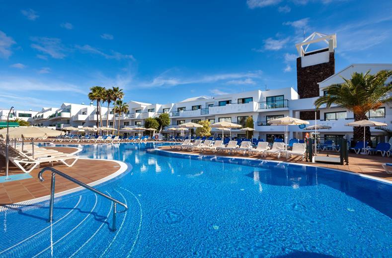 Luxe 4* all inclusive @ Lanzarote | 8 dagen genieten in juli €622,- p.p.