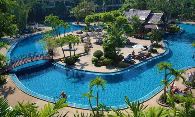 Heerlijk nazomeren @ Thailand   9-daagse vakantie voor €671,- p.p.