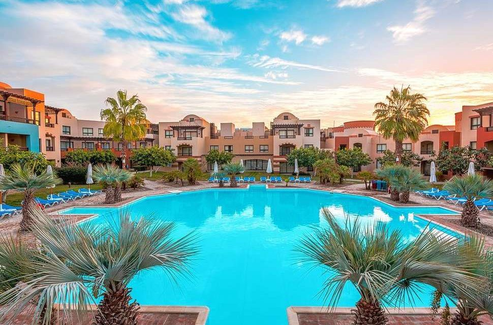 Luxe 5***** all inclusive | 8-daagse last minute Egypte  €489,-