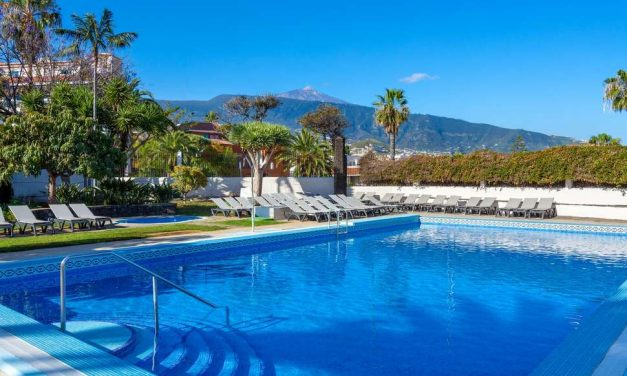 4* zomervakantie @ Tenerife   incl. ontbijt + diner voor €494,- p.p.