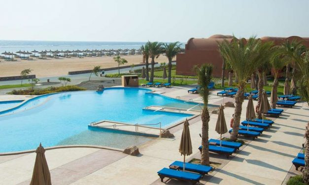 5* modern verblijf in Egypte | juli 2018 all inclusive €492,- p.p.