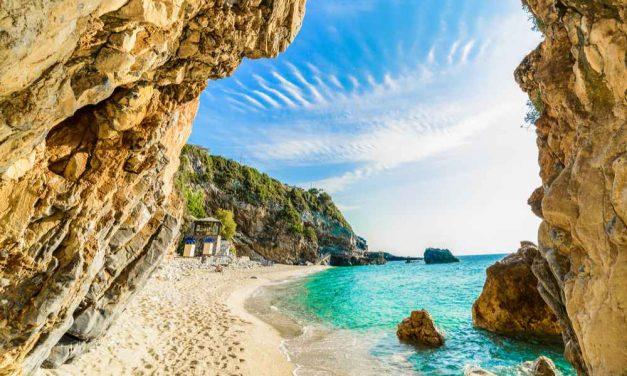 8-daagse vakantie Corfu voor €149,- per persoon | 63% korting