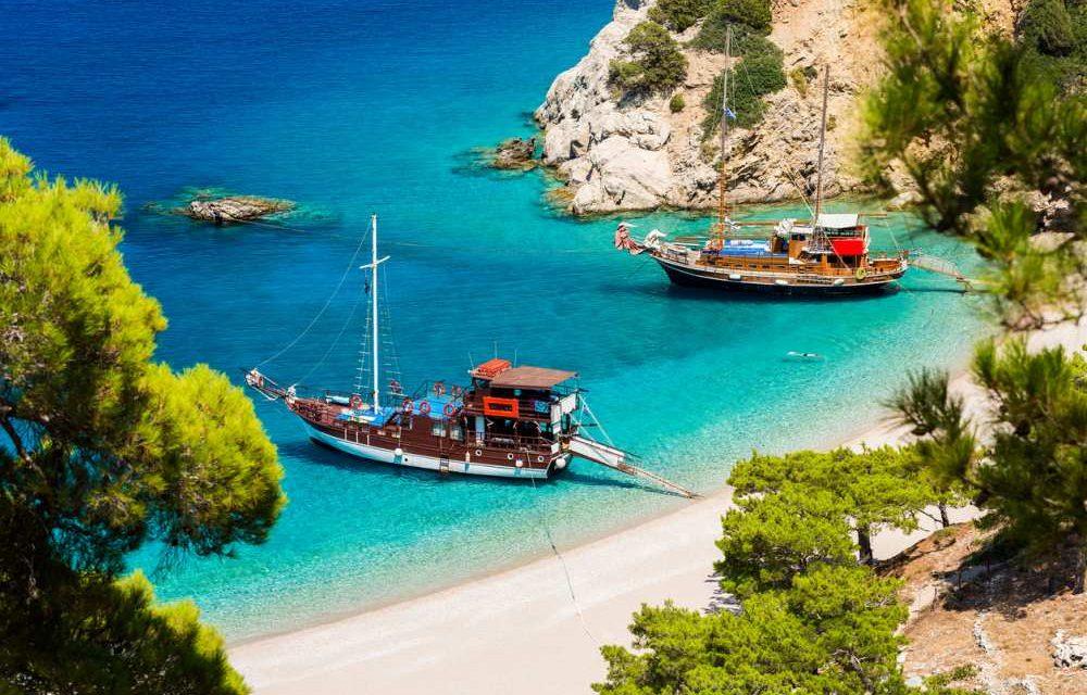 Karpathos in de zomervakantie | 8 dagen voor €531,- mét ontbijt