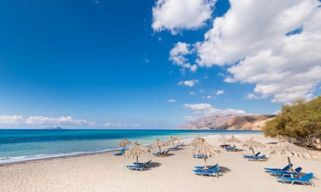 8-daagse vakantie naar Kreta voor €209,- p.p. | April 2019