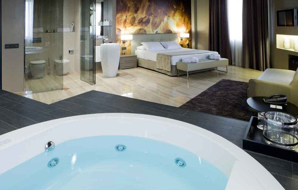 Hotel met jacuzzi op de kamer | Luxe hotelkamer TOP 10