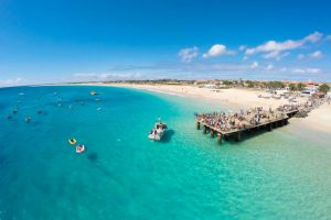 Vliegtijd Kaapverdie Vakantiedealznl