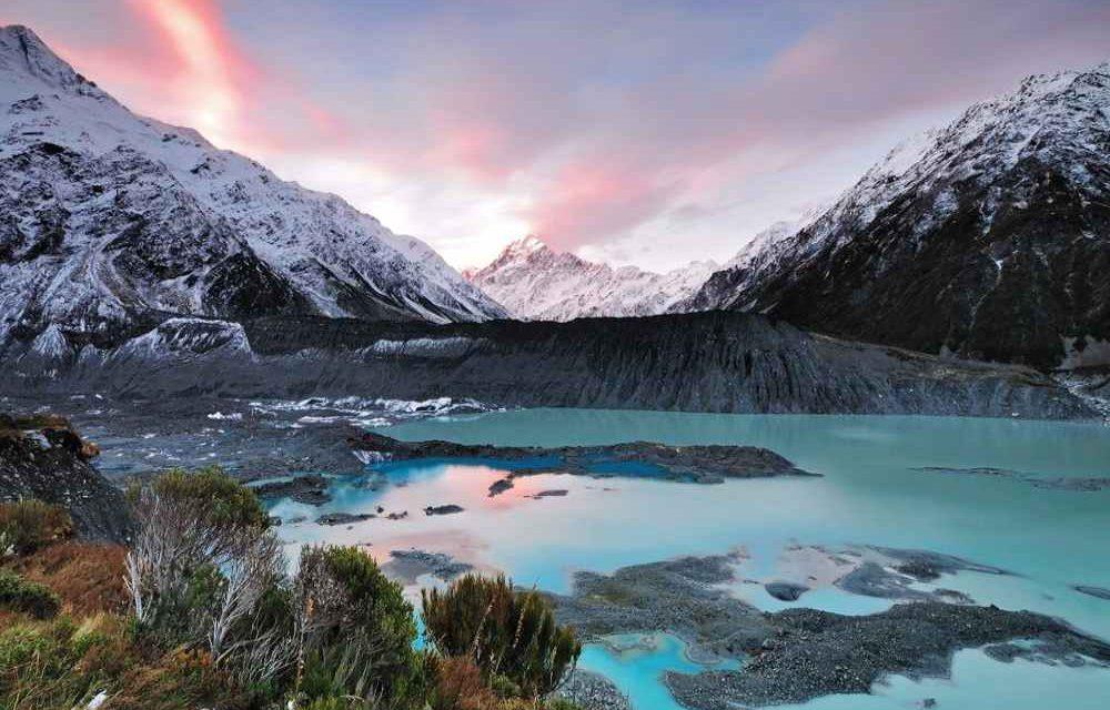 Privé rondreis Nieuw-Zeeland incl. huurauto | 27 dagen voor €3273,-
