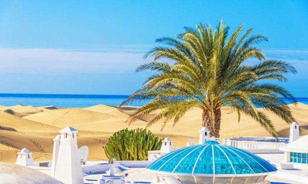 8 dagen Gran Canaria in juni €260,- | Vluchten, transfers & verblijf