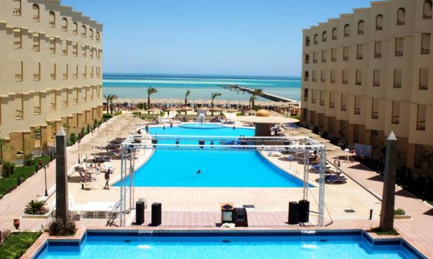 Nazomeren @ Egypte   Luxe 5* All inclusive slechts €535,- p.p.
