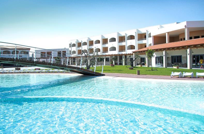 Zonvakantie Puglia voor €369,- per persoon | Verblijf in 4* hotel