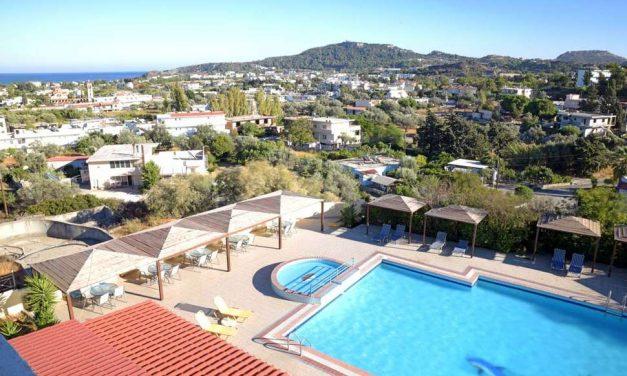 Vier de zomer @ Rhodos   Zon, zee & strand voor maar €381,- p.p.