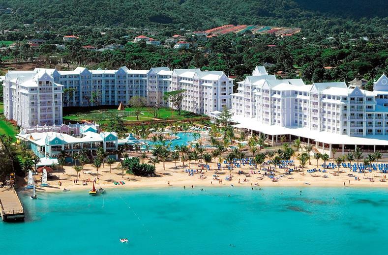 5***** RIU Ocho Rios @ Jamaica | luxe all inclusive voor €797,- p.p.