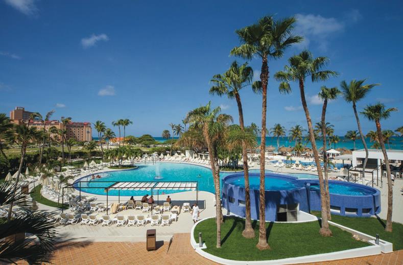Zomervakantie @ 5* RIU Aruba | 9 dagen all inclusive voor €1291,- p.p.
