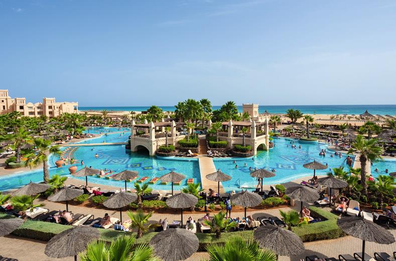 Winterzon @ 5* RIU Touareg Kaapverdie | All inclusive €721,-