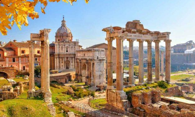 4-daagse stedentrip Rome | vertrek september 2019 slechts €169,-