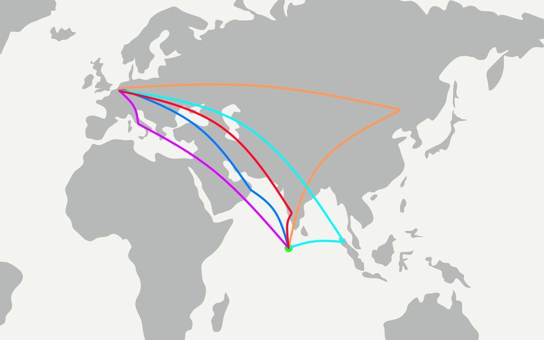 Malediven Vliegtijd Hoe Lang Vliegen Vakantiepedia Vakantiedealznl