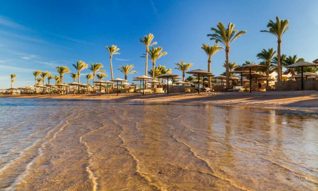 Relaxen in Egypte | Incl. halfpension in adults only 4* hotel voor €360,-