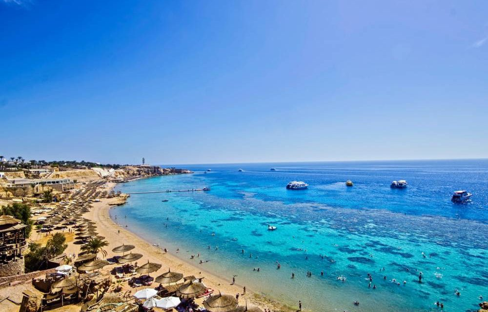 8-daagse all inclusive Egypte | Super last minute voor €379,-