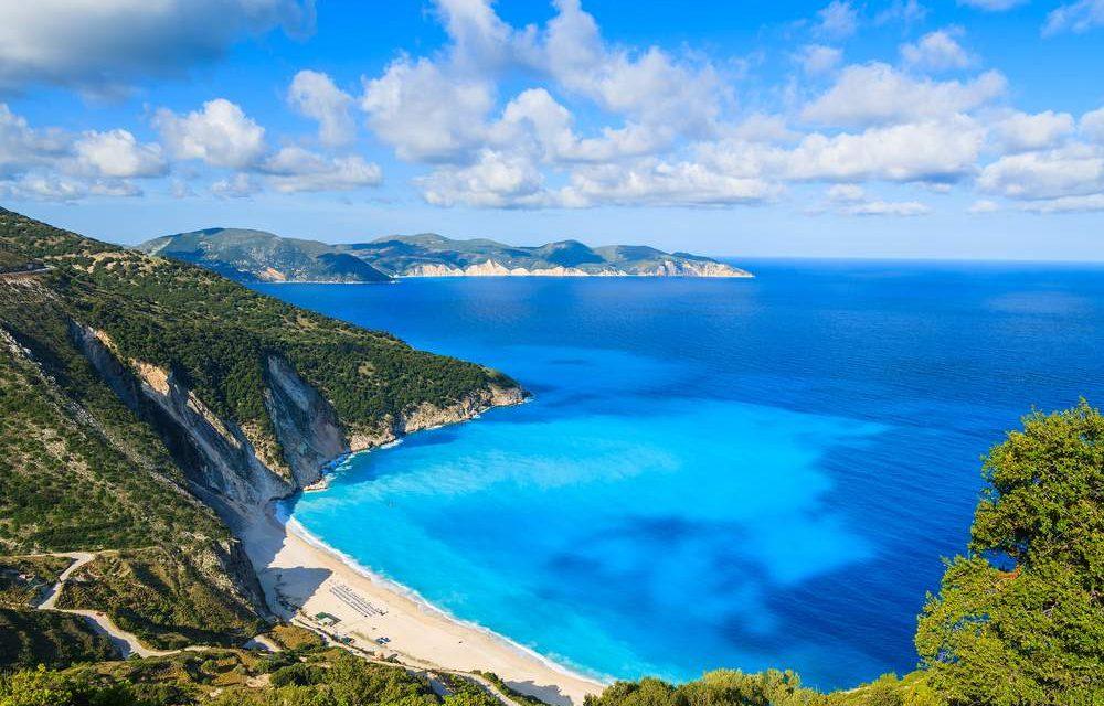 Grieks paradijs: het eiland Kefalonia   8-daagse zomervakantie €469,-