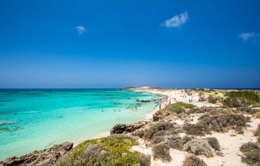 Kras dagdeal: zonvakantie op Kreta met huurauto v/a €377,-