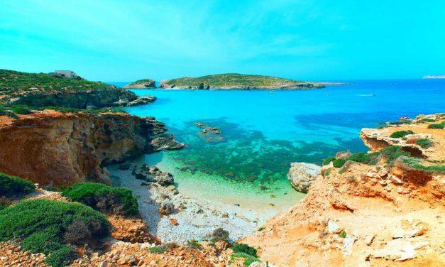 Zomervakantie Malta mét ontbijt voor €372,-   augustus 2019