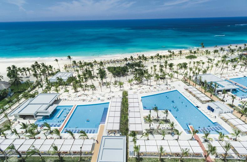 5* RIU Republica @ Dominicaanse Republiek | luxe all inclusive €849,-