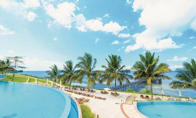 5* luxe op Zanzibar | november 2018 halfpension €1098,- p.p.
