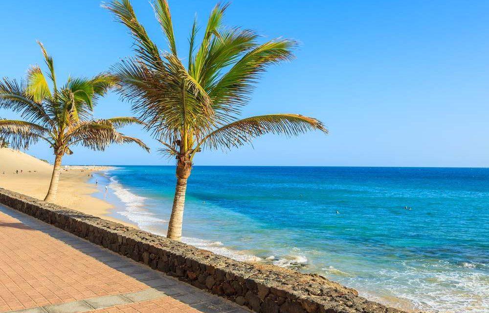 Kras dagdeal: super last minute Gran Canaria | september 2018 €260,-