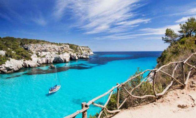 Koopje: Menorca slechts €188,- per persoon | 8 dagen in mei 2020
