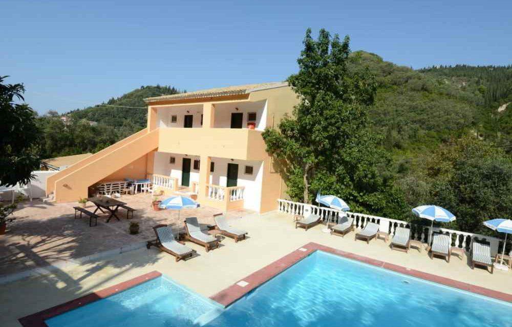 8 dagen Corfu | Vluchten + transfers + verblijf voor €279 ,- p.p.