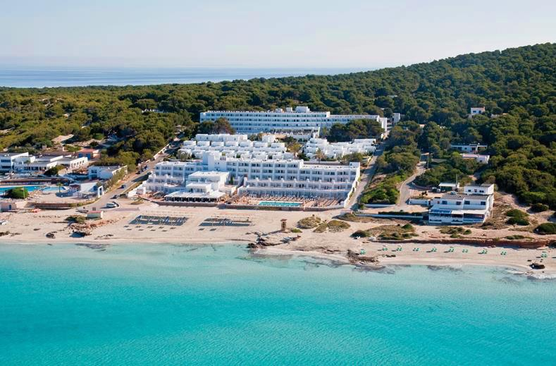 4**** RIU Formentera | 8 dagen incl. ontbijt + diner voor €660,-