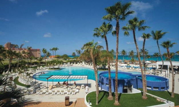 Super-de-luxe all inclusive @ 5* RIU Aruba | Adults only vakantie