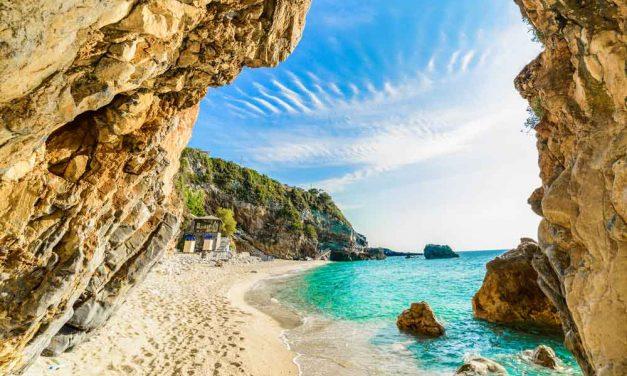 8 dagen zonovergoten Corfu | slechts €206,- per persoon