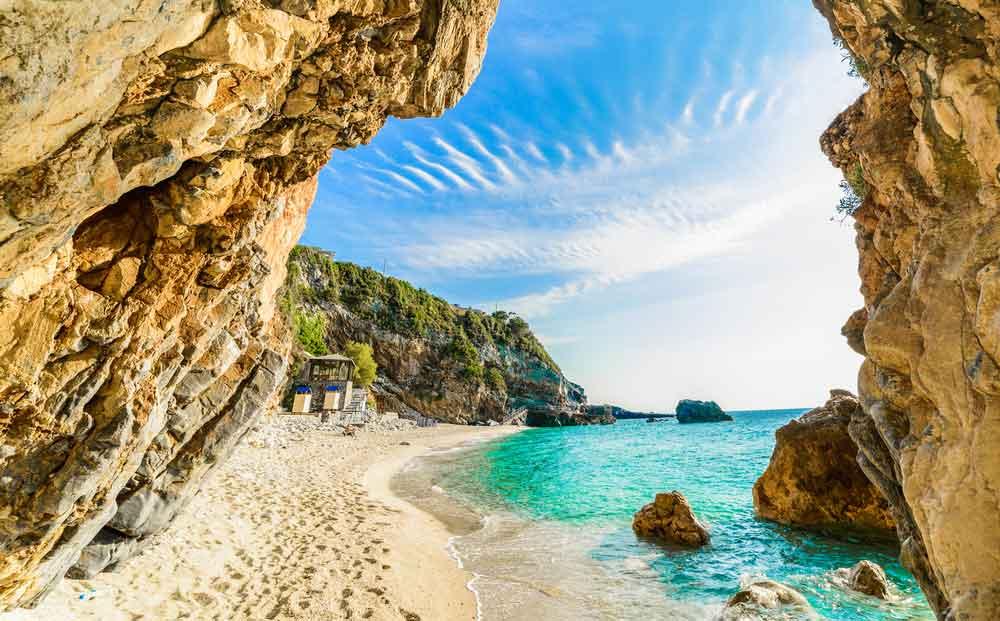 Heerlijk genieten op zonnig Corfu | 8 dagen €265,- per persoon